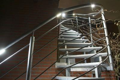 Geländer für eine Innentreppe